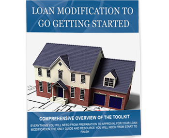 Loan Modification – Do it Yourself Guide