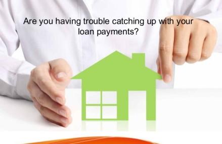 Loan Modifications Up
